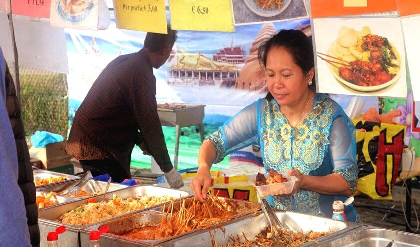 Goed en lekker Aziatisch eten. Foto: Peter Thijssen
