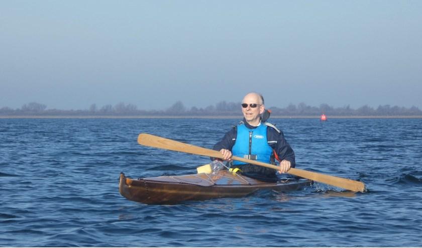 Toeristisch varen, je conditie verbeteren of de zee op. De vereniging ondersteunt meerdere kano-disciplines. Foto: pr