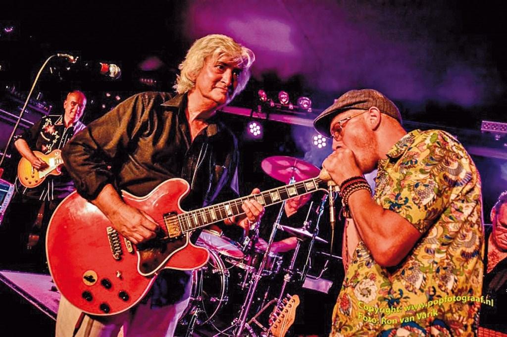 Kees Dusink Blues Band. Foto: pr  © Postiljon