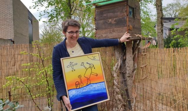 Kunst en cultuur zijn voor Anja een uitlaatklep.