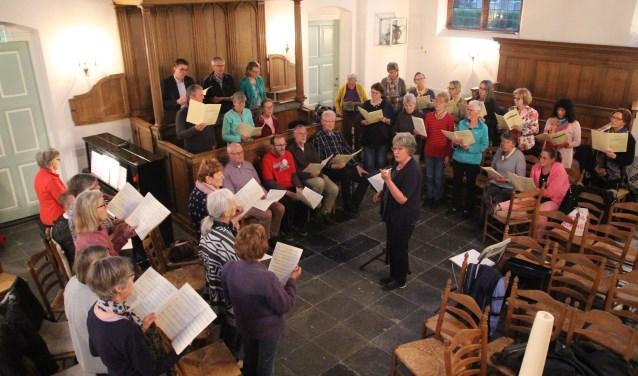Voor het tweede opeenvolgende jaar voert de Cantorij Nootdorp in de Dorpskerk het Oratorium Schepping uit, onder leiding van Marieke Wapenaar.