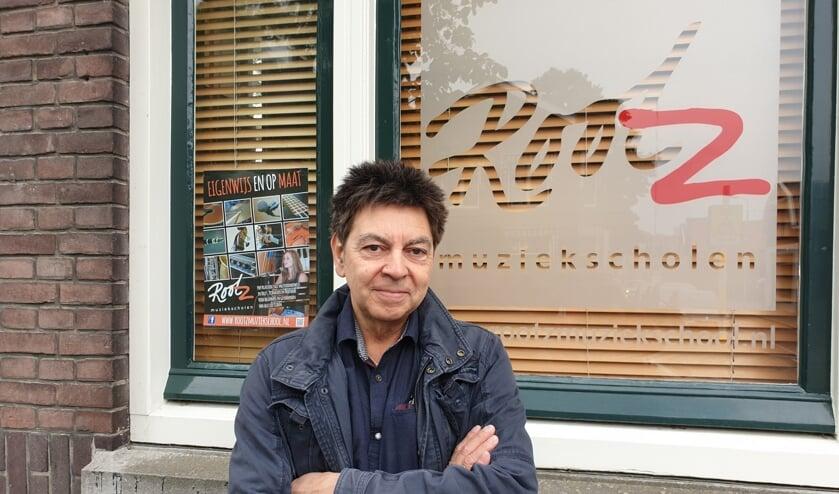 Guus Jochems komt uit een muzikaal nest.