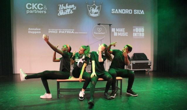 Dansgroepen zetten fantastische optredens neer. Foto: pr