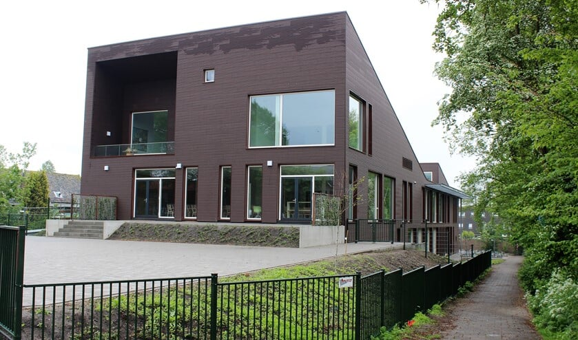 Het Kulturhus in Leidschendam zoals  enige tijd geleden opgeleverd (foto: DJ).