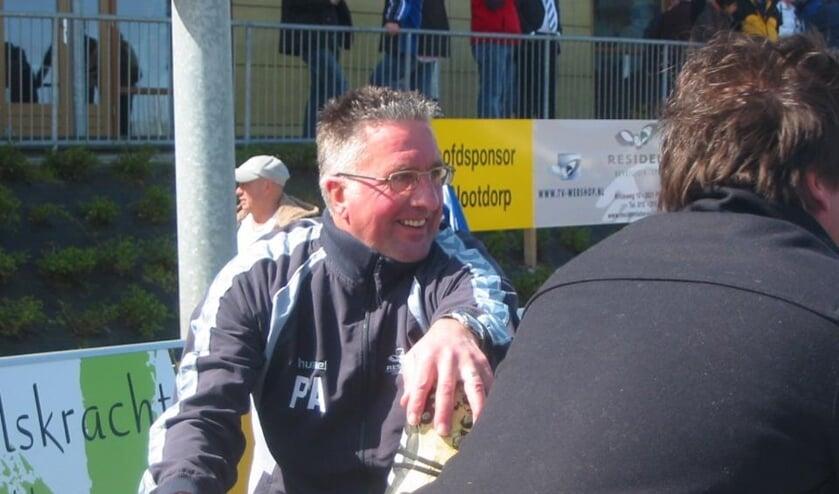 Pleun is zeer actief als vrijwilliger. Zijn fiets werd afgelopen weekend gestolen.