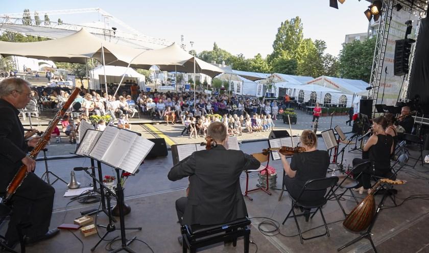 De meeste concerten zijn gratis toegankelijk. Foto: Ardito