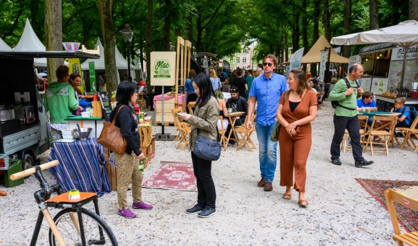 Deze foto is gemaakt tijdens de vorige editie van het Make A Change Festival. Foto: Arnaud Roelofsz Fotografie