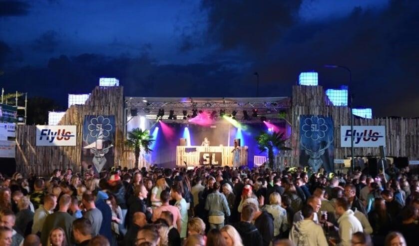 Veel muziek tijdens Stompwijk Summerland (archieffoto)
