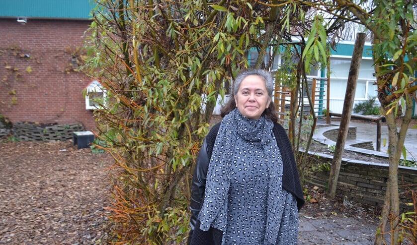 GroenLinks-raadslid Nathalie Reijnders teleurgesteld over loslaten van 30%-norm (Foto: Inge Koot)
