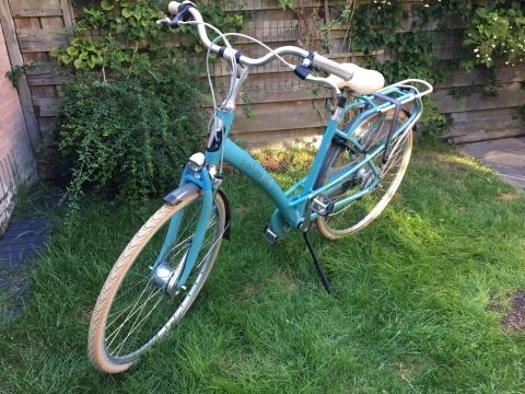 Dating oude Raleigh fietsen