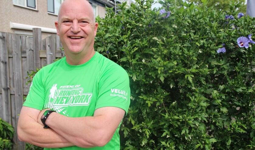 Sportieveling Ramon Storm hoopt dat in september zo veel mogelijk RaceRunners meedoen aan de Halve Marathon Oostland.