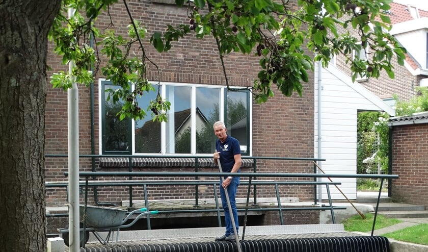 Volgens Piet één van de mooiste plekjes: Droogmaking Zuidpolder Delfgauw.