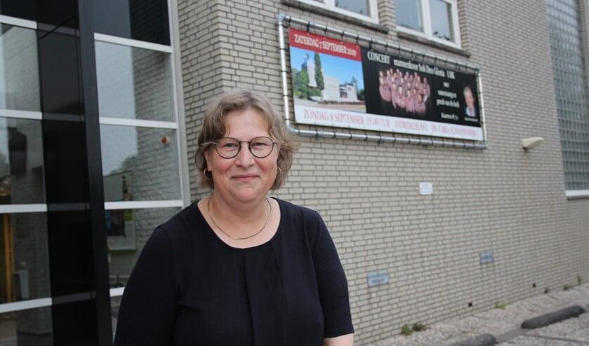 Carla Schoonenberg-Lems wordt zondag bevestigd als nieuwe dominee.