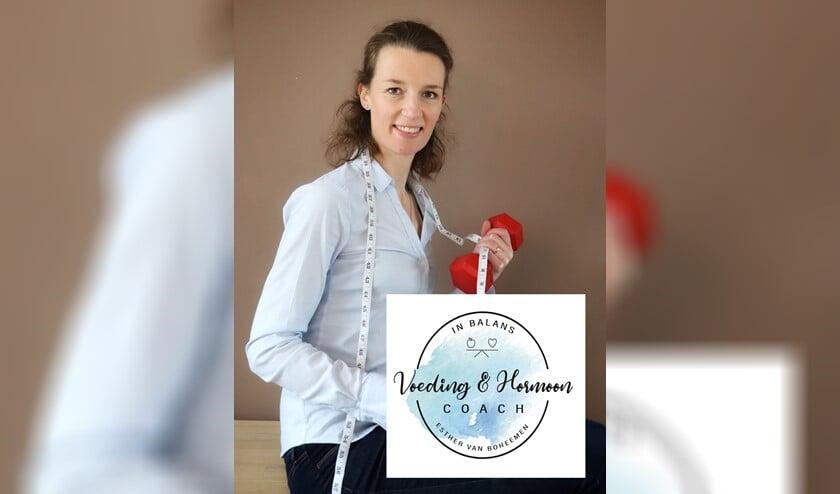 foto Esther  Esther van Boheemen: Voeding & Hormooncoach voor iedereen vanaf achttien jaar. (foto Tina Kroon)