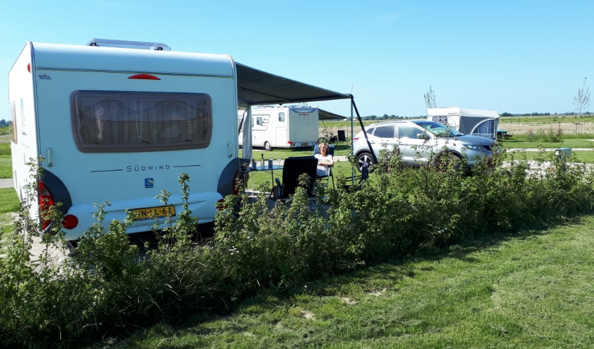 Op Camping De Drie Morgen. Foto: Ronald Koster