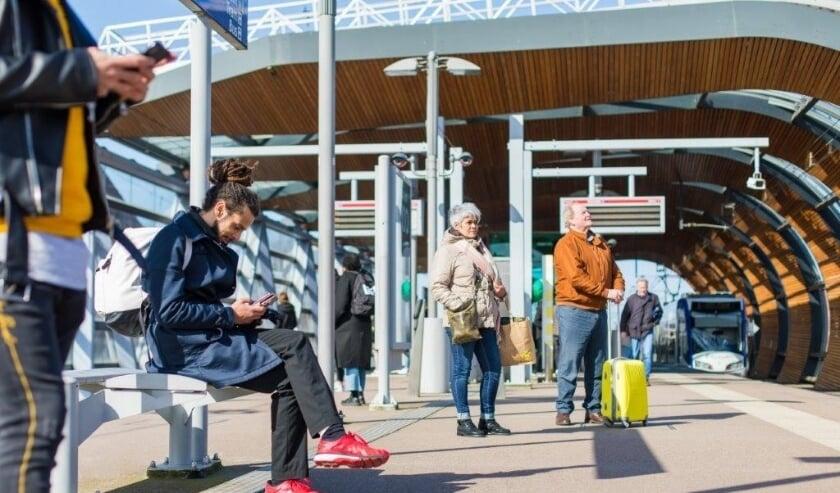Met een 8,1 scoren HTM (Bus Den Haag), RET (Tram Rotterdam) en EBS (Bus 'Haaglanden Streek') bijzonder goed. Foto: pr