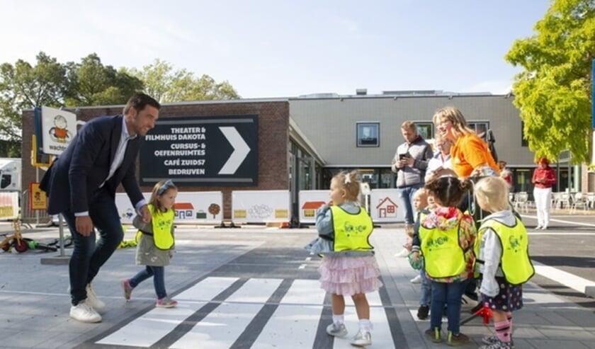 Dit jaar deden ook de allerkleinsten mee. Foto: Gemeente Den Haag / Henriëtte Quest