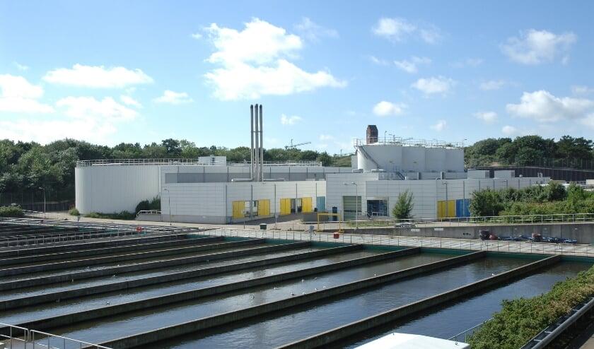 <p>Afvalwaterzuiveringsinstallatie AWZI Houtrust in Den Haag wordt de duurzaamste, groenste zuivering van Delfland. Foto: pr<br><br></p>