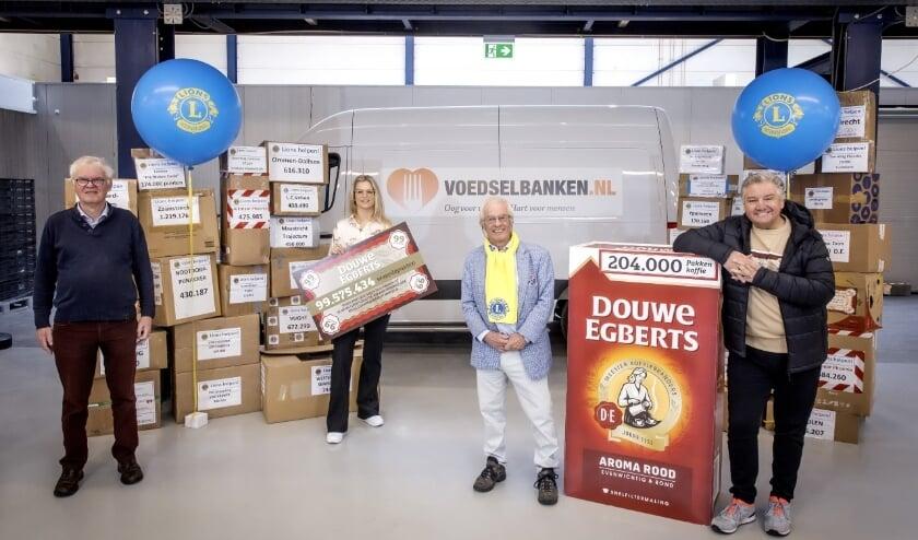 <p>Lionsclub Ypenveen is natuurlijk ook blij met het landelijke resultaat (foto), een recordopbrengst. Foto: pr</p>