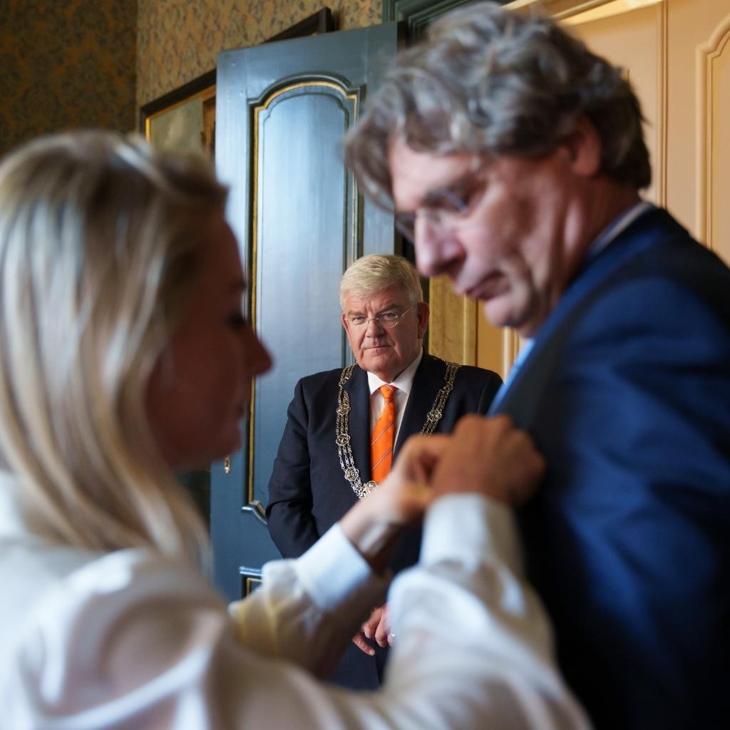 Foto: gemeente Den Haag/ Martijn Beekman © Telstar Uitgeverij B.V