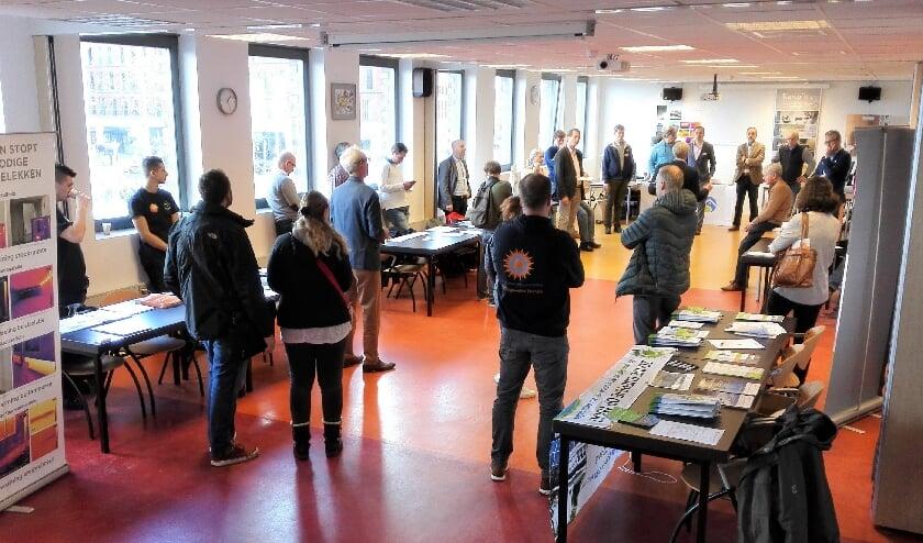 <p>Een impressie geven van een eerder gehouden Dag van de Warmte op Ypenburg. Dit keer wordt het een online bijeenkomst. Foto: pr</p>