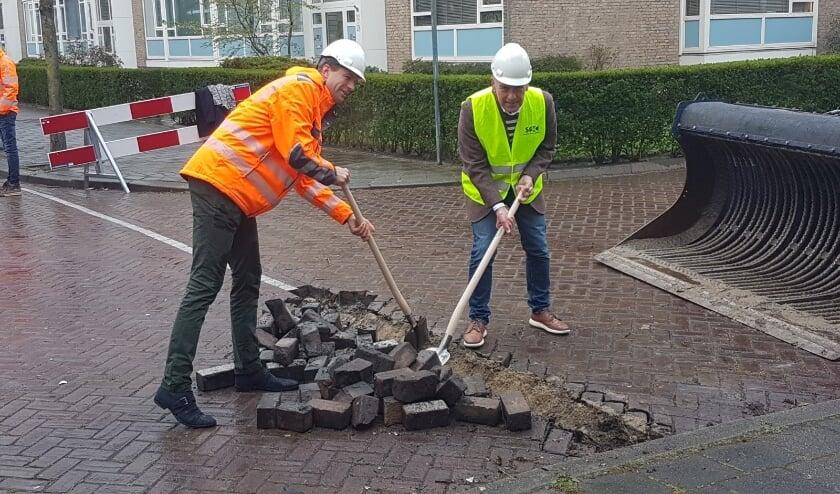 <p>Ook de door de bewoners tot 'Struikelboulevard' omgedoopte Landréstraat wordt aangepakt. Foto: pr</p>