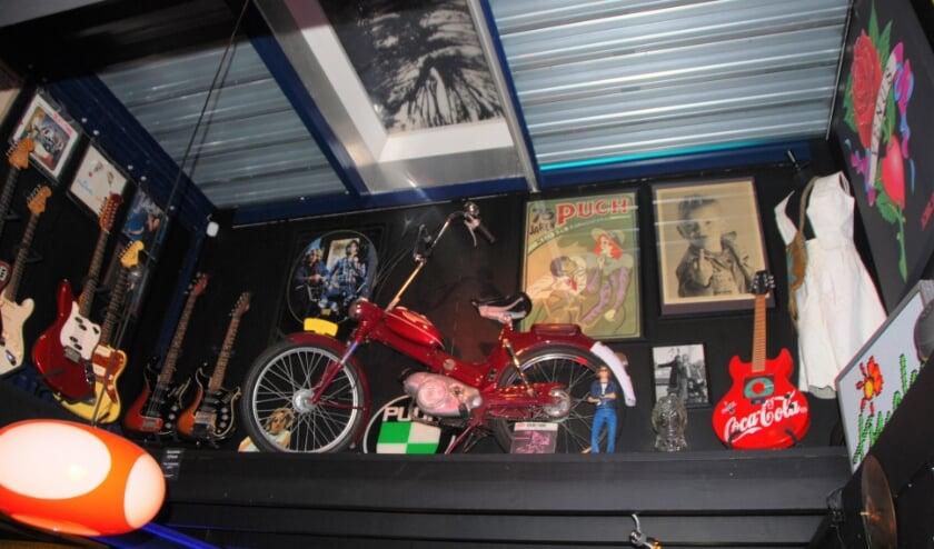 <p>Herinneringen aan Haagse tijden van vroeger in Nationaal Popmuseum RockArt. Foto: pr<br><br><br></p>