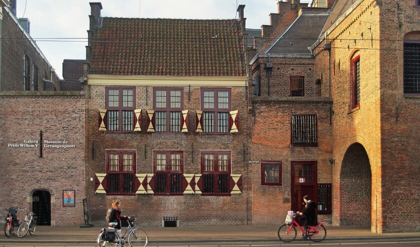 <p>Museum de Gevangenpoort &nbsp;ligt op een steenworp afstand van het Binnenhof in Den Haag. Foto&#39;s: pr</p>