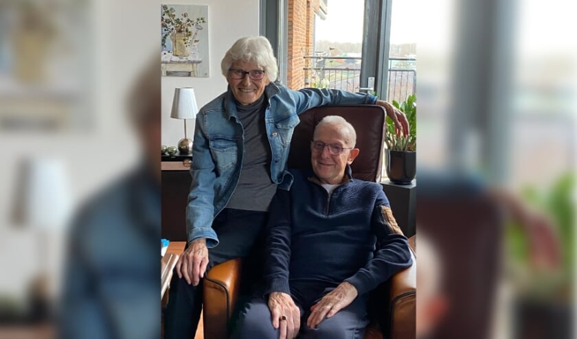 Henk en Riet van der Voort