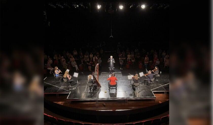 <p>Het Ebony Ensemble staat te popelen om weer op te treden. (Foto: Ardito/Jan Evert Zondag)</p>