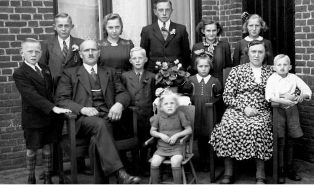 De familie Maas.