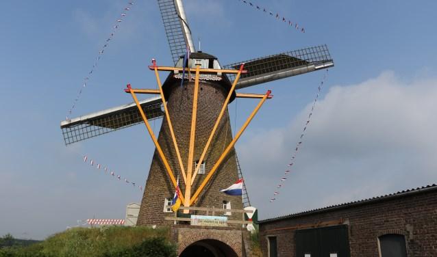 De molen in Merselo. Foto: archief Peel en Maas.
