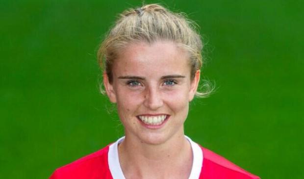 Myrthe Moorrees. Foto: FC Twente vrouwen.