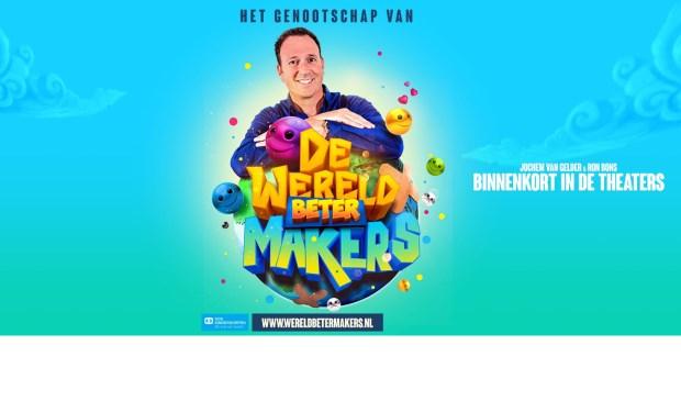 Jochem van Gelder komt naar Venray met zijn theatervoorstelling.