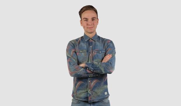 YouTuber Dylan Haegens chat met jongeren via JouwGGD.nl.