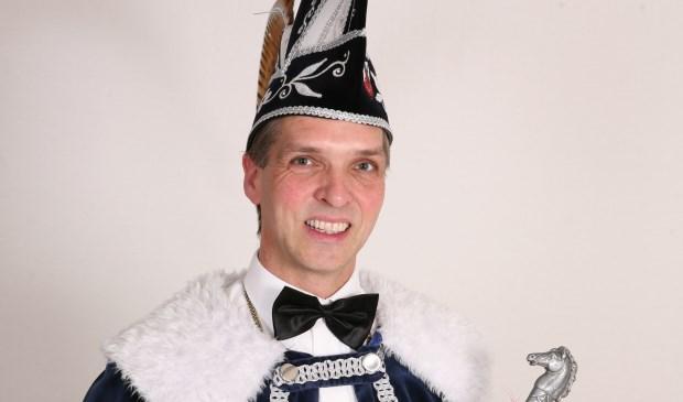 Prins Twan II van Ut Dartele Veulen. Foto:  Marieta fotografie.