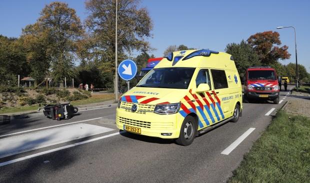 Bij de aanrijding in Heide is woensdagmiddag een dode gevallen.