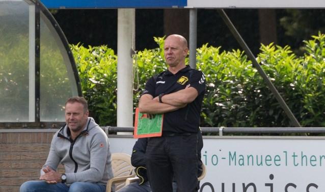 Ruud Vermeer blijft voor een derde seizoen bij SSS'18.