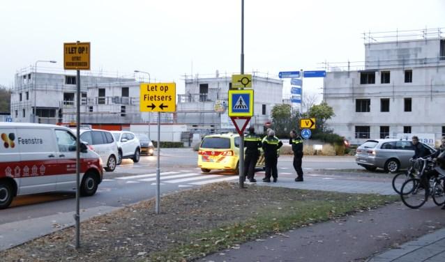 De gemeente plaatste al extra waarschuwingsborden. Foto: SK-Media.