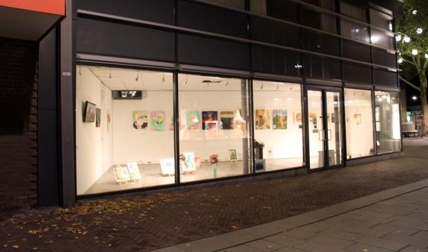 Schildersgroep de Rake Kwasten exposeert opnieuw in de Bleek.