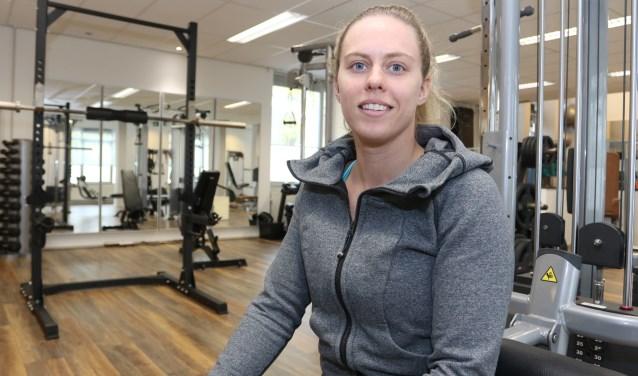 Lesley Barents vreest voor het voortbestaan van haar sportschool.