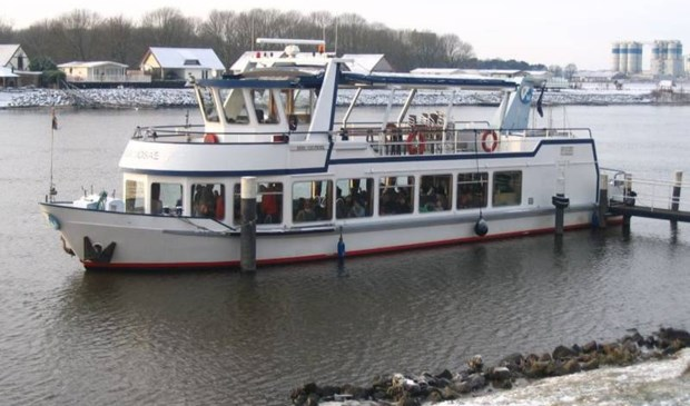 Boottocht IVN op zondagochtend 13 januari.