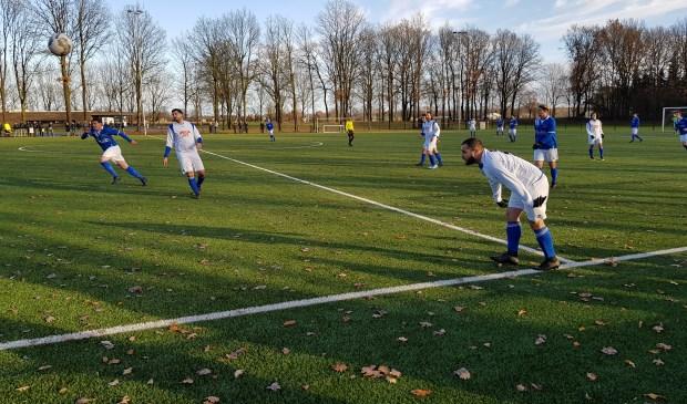 SV United won zondag overtuigend van VCH: 3-0.