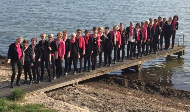 Koor harmony treedt op in Oostrum en bij Intratuin Venray.