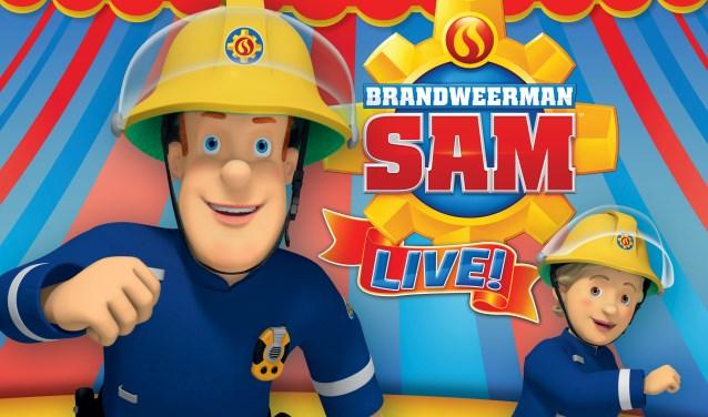 Brandweerman Sam komt naar Schouwburg Venray. Foto: Wim Lanser.