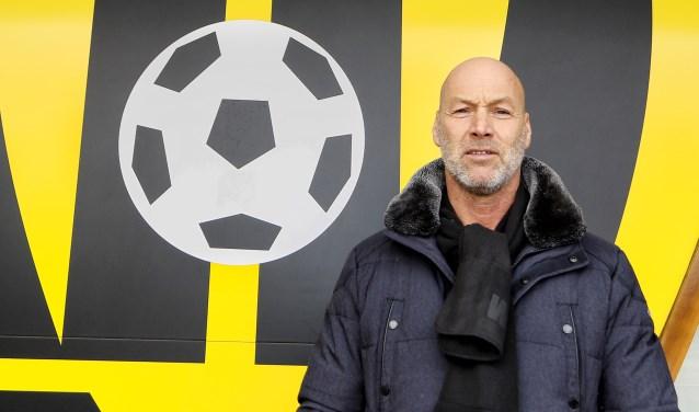 """Wim Jacobs: """"Bij VVV heb ik het nog altijd goed naar mijn zin."""" Foto: Rikus ten Brücke."""