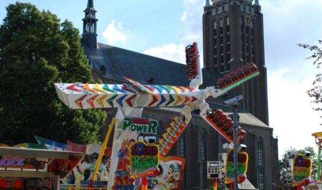 Naast de traditionele kermis in augustus vindt op Koningsdag in Venray ook een familiekermis plaats.