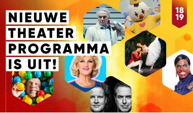 Het nieuwe theaterprogramma van Schouwburg Venray werd maandagavond gepresenteerd.