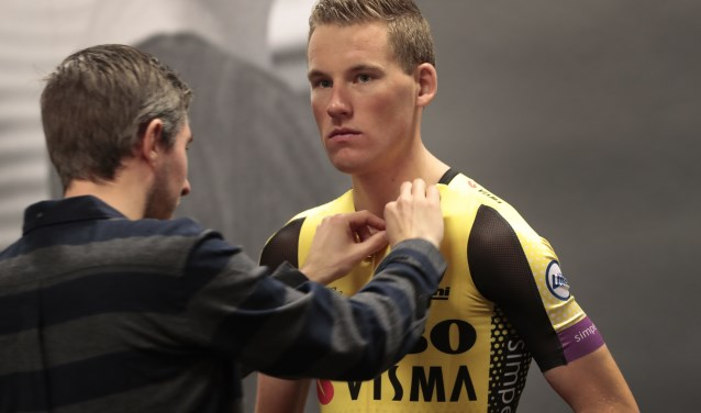 """Mike Teunissen keert terug bij Team Jumbo-Visma: """"We hebben een team met veel toppers."""" Foto: Cor Vos"""