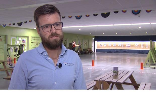 In Sportlicht staat Ron van der Hoff centraal.